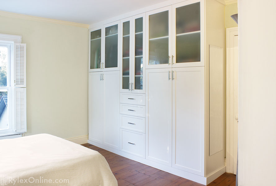 Wardrobe Wall Older Homes Closet Space Campbell Hall Ny