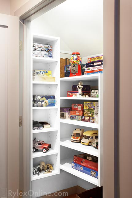 Toy And Game Closet Lego Storage Closet Sparkill Ny