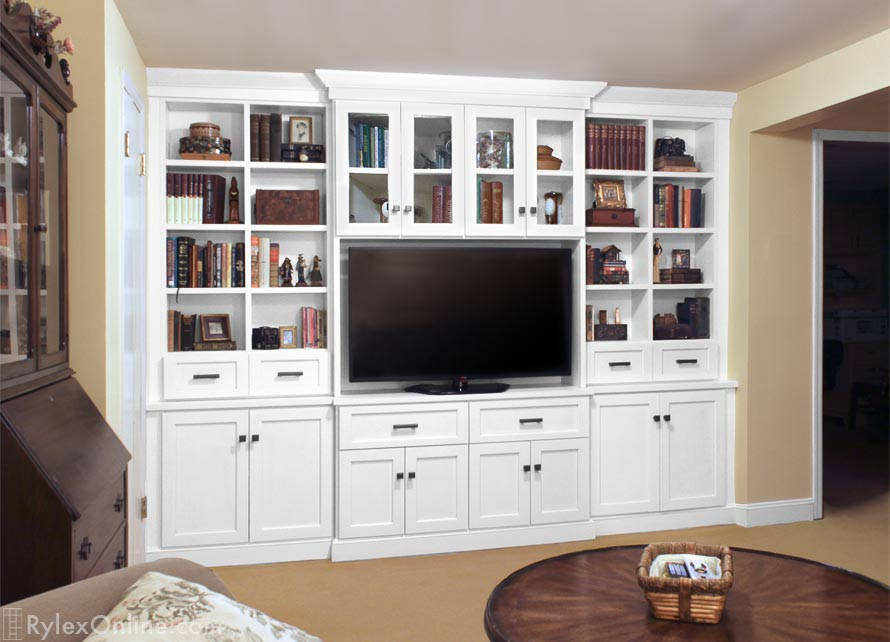 Solid Wood Entertainment Center Orange County Ny