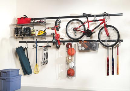 Storage For Sports Equipment