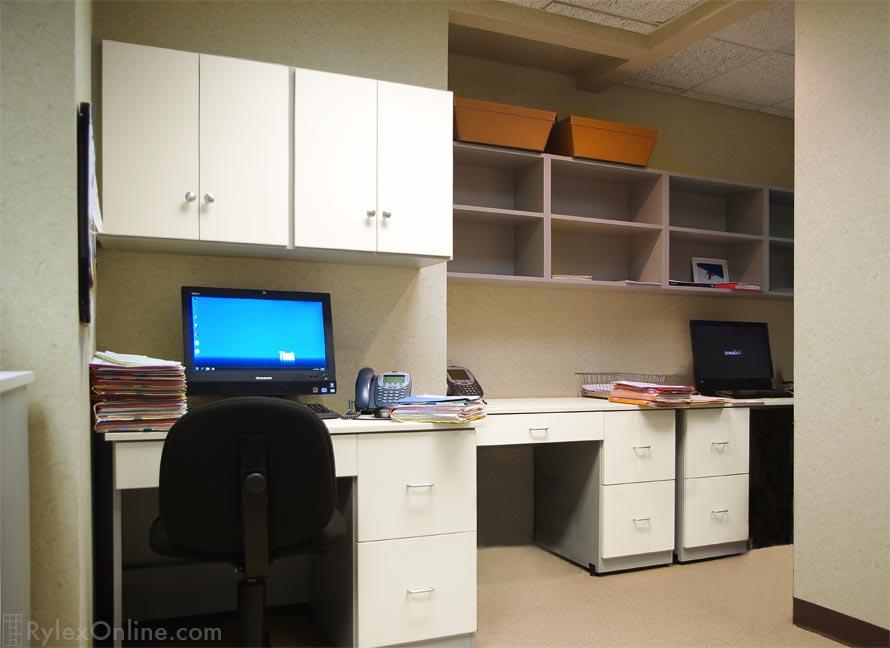 Medical Office Furniture Desks Shelves Rockland
