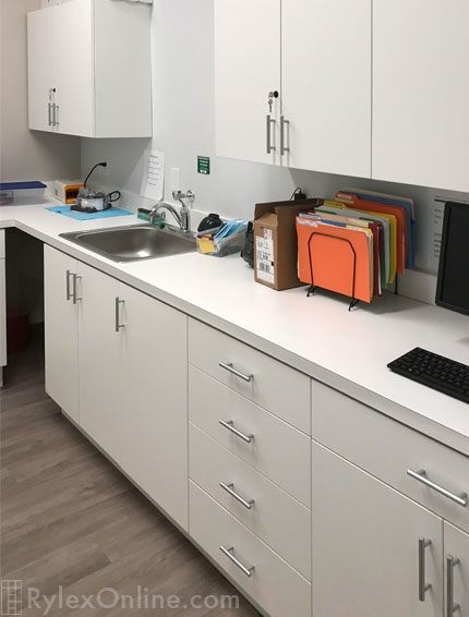Melamine Office Cabinetry Inventory Management Stamford Ct