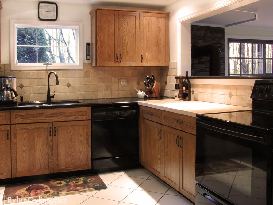 Refacing Kitchen Cabinets   Refresh Your Kitchen on a Budget ...