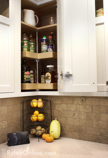 Kitchen Closet Storage Small Spaces