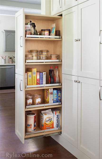 Built In Pantry Floor To Ceiling Cabinets Eastchester Ny