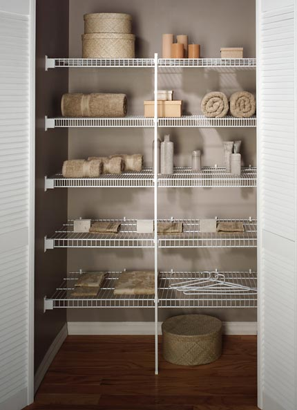 Linen Closet Wire Shelving Orange County Ny Rylex
